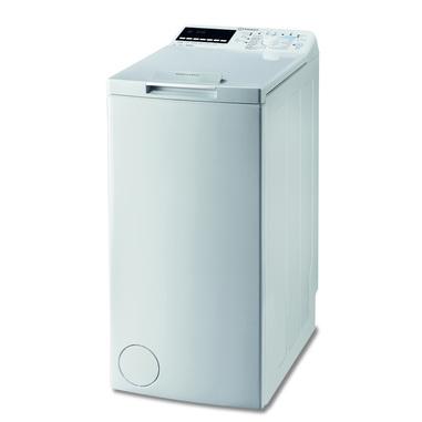 Indesit BTWE71253PIT (IT) Libera installazione Caricamento dall'alto 7kg 1200Giri/min A+++ Bianco lavatrice