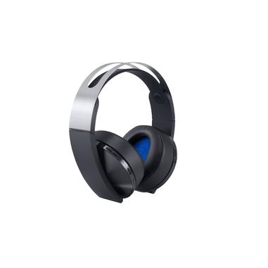 Sony Cuffie Wireless Platinum 7.1