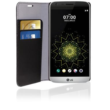 Phonix LGG5BCB Portafoglio Nero custodia per LG G5
