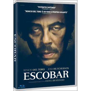 Escobar Paradise Lost (Blu-ray)