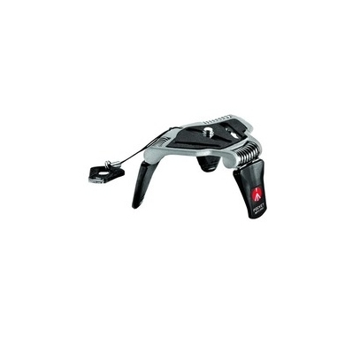 Manfrotto MP3-D02 treppiede tascabile grigio