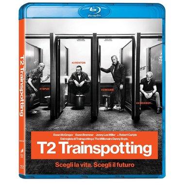 T2 Trainspotting, (Blu-Ray)2D ITA