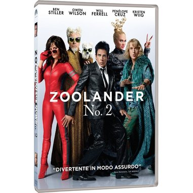 Zoolander 2 (DVD)