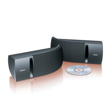 Bose 161 Speakers Nero altoparlante