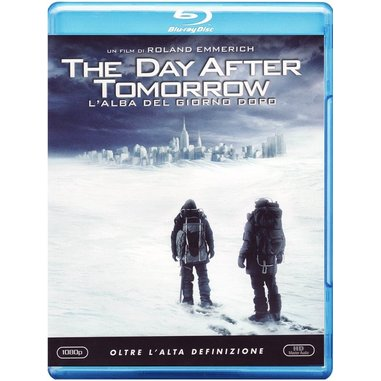 The day after tomorrow - L'alba del giorno dopo (Blu-ray)