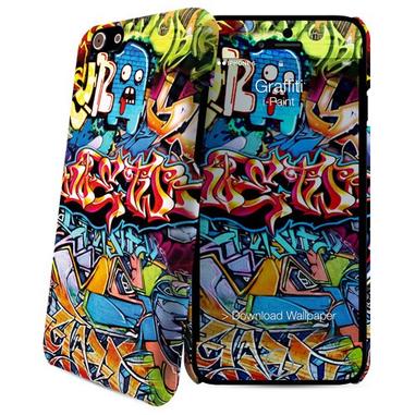 i-Paint Graffiti custodia per cellulare