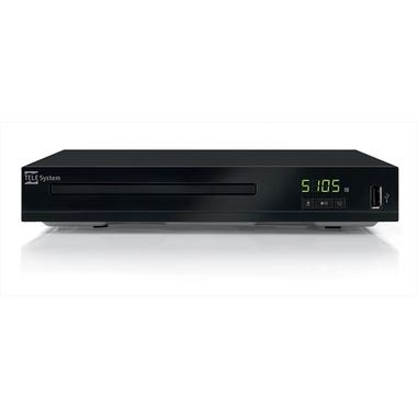 TELE System TS5105 Lettore DVD Nero lettore DVD