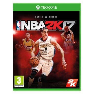 NBA 2K17, Xbox One