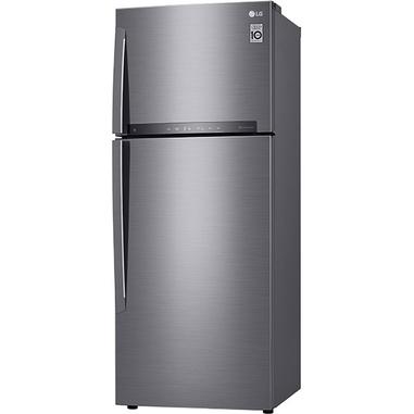 LG GTB574PZHZD Libera installazione 438L A++ Acciaio, frigorifero con congelatore