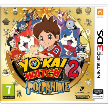 Yo-Kai Watch 2: Polpanime - Nintendo 3DS