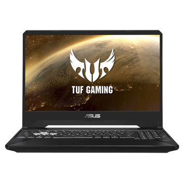 "ASUS TUF Gaming FX505DU-BQ124T notebook/portatile Computer portatile Nero 39,6 cm (15.6"") 1920 x 1080 Pixel AMD Ryzen 7 16 GB DDR4-SDRAM 1256 GB HDD+SSD NVIDIA® GeForce® GTX 1660 Ti Wi-Fi 5 (802.11ac) Windows 10 Home"