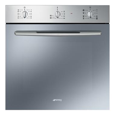 Smeg SF568X Incasso Elettrico 70L 3000W A Specchio forno