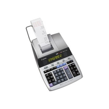 Canon MP1211-LTSC calcolatrice con stampa Argento