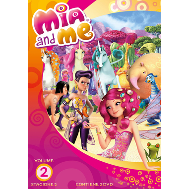 Mia and Me – Stagione 2 Vol. 2 (DVD)