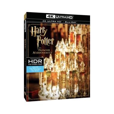 Warner Bros Harry Potter e il principe mezzosangue, Blu-Ray