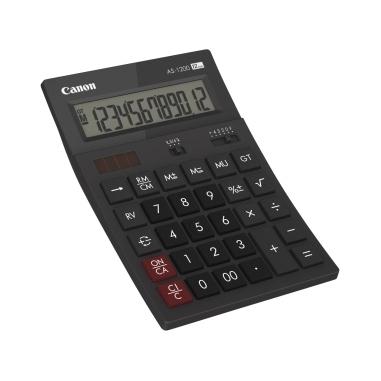 Canon AS1200HB calcolatrice Grigio