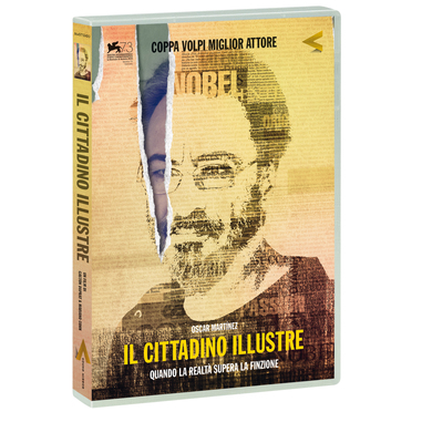 Il cittadino illustre (DVD)