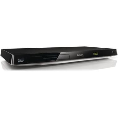 Philips BDP5500 Smart TV Plus predisposto per Skype, riproduzione 3D Lettore DVD / Blu-ray