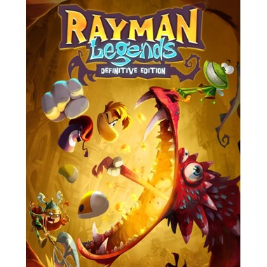 Rayman Legends Definitive Edition Nintendo Switch