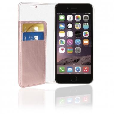 Phonix IP7BCO custodia per cellulare Custodia a libro Oro rosa