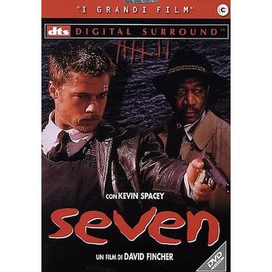 Seven, film (DVD)