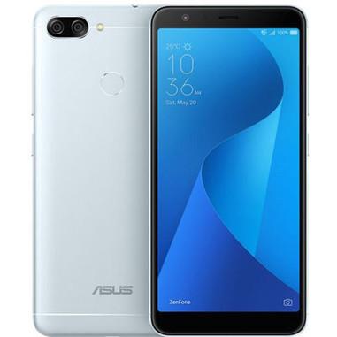 ASUS ZenFone Max Plus ZB570TL-4D034WW Doppia SIM 4G 32GB Azure Silver smartphone