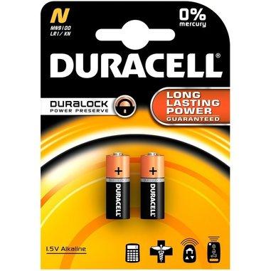 Duracell MN9100 1,5V Blister 2 pile batteria non-ricaricabile
