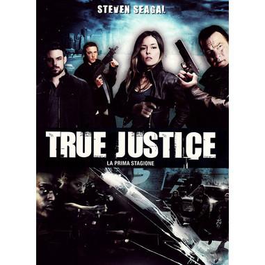 True justice - stagione 1 (Blu-ray)