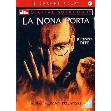 La Nona Porta, film (DVD)