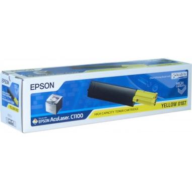 Epson Toner Giallo C13S050187
