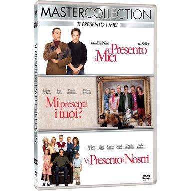 Ti presento i miei - trilogia master collection (DVD)