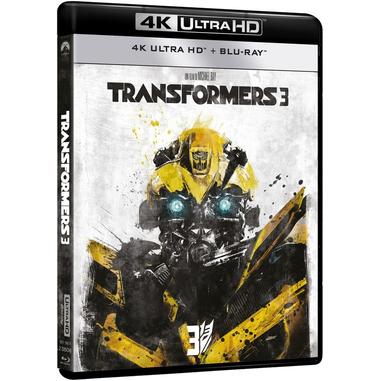 Transformers 3 (2011) - UHD+BD