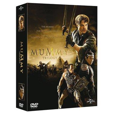 La mummia: la trologia (DVD)