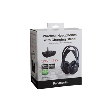 Panasonic RP-WF830E cuffia stereo wireless