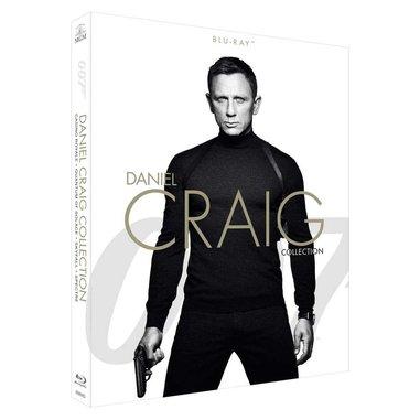 007 cofanetto Daniel Craig (Blu-ray)