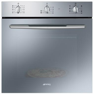 Smeg SF501XPZUE Elettrico 65L A Acciaio inossidabile forno | Forni ...