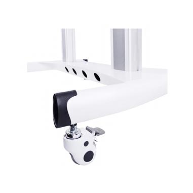 Multibrackets 7 350 022 737 563 Supporto multimediale Bianco