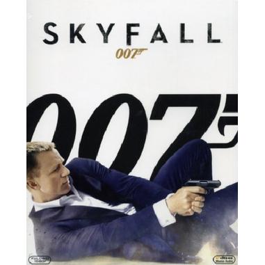 007 skyfall (Blu-ray)