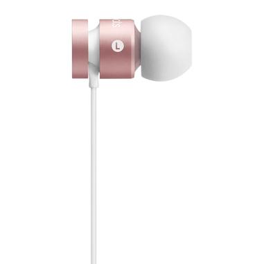 Beats urBeats Auricolare Stereofonico Cablato Oro rosa auricolare per telefono cellulare