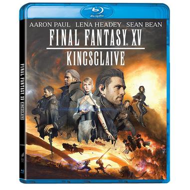 Final Fantasy XV: Kingsglaive Blu-ray