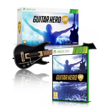 Guitar Hero Live, Xbox 360