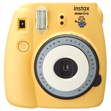 Fujifilm Instax MINI 8 Minion 46 x 62mm Blu, Giallo fotocamera a stampa istantanea