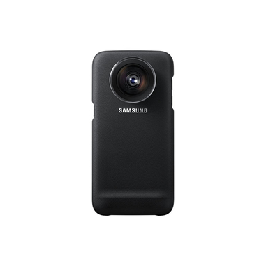 Samsung ET-CG935DBEGWW Cover Nero custodia per cellulare