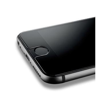 Cellularline Second Glass Easy Fix - iPhone 5S/5C/5 Vetro temperato trasparente facile da applicare Trasparente