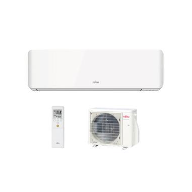 Fujitsu ASYG09KMTA + AOYG09KMTA Climatizzatore split system Bianco