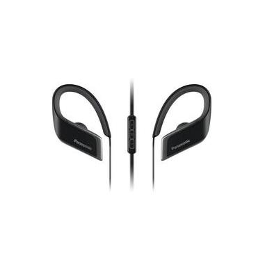 Panasonic RP-BTS30E-K Aggancio Stereofonico Senza fili Nero auricolare per telefono cellulare