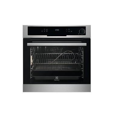 Electrolux EOB 8747 AOX Incasso Elettrico 71L 3000W A+ Nero, Acciaio inossidabile forno