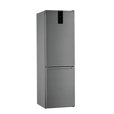 Whirlpool W7821OOX frigorifero con congelatore Libera installazione Grigio 338 L A++