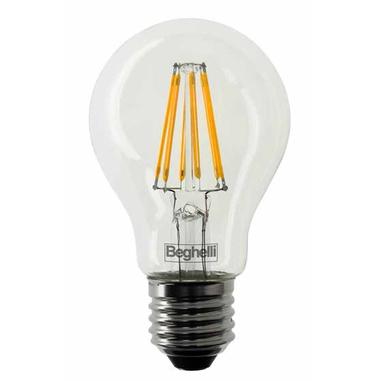 Beghelli Sfera Zafiro 4W E14 Bianco caldo lampada LED