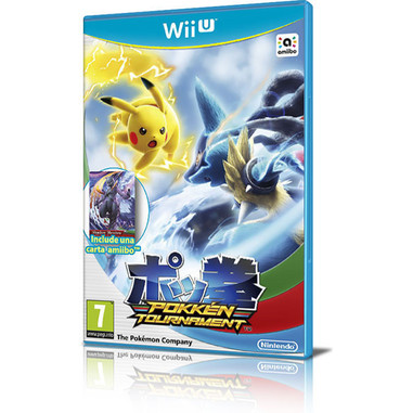 Pokkén Tournament - Wii U